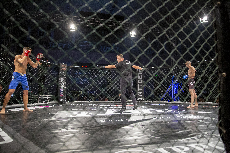 Maris Sergiu MMA Cluj - UFT 8