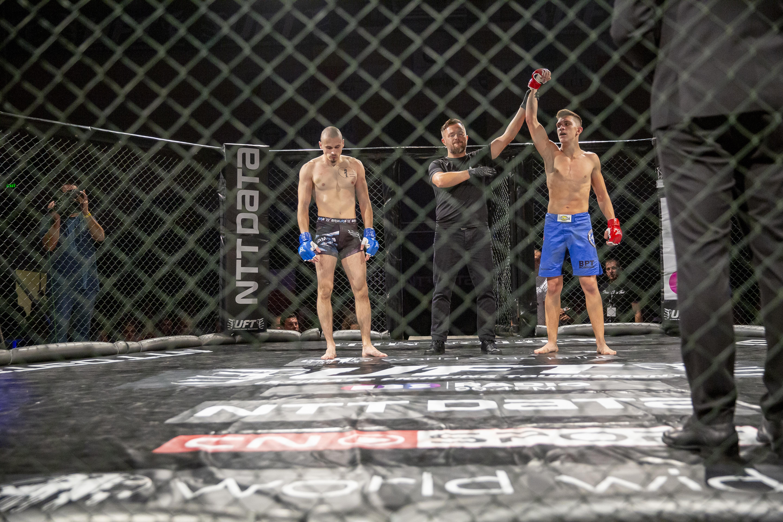 Maris Sergiu - UFT 8 ULTIMATE FIGHTING TOURNAMENT 8