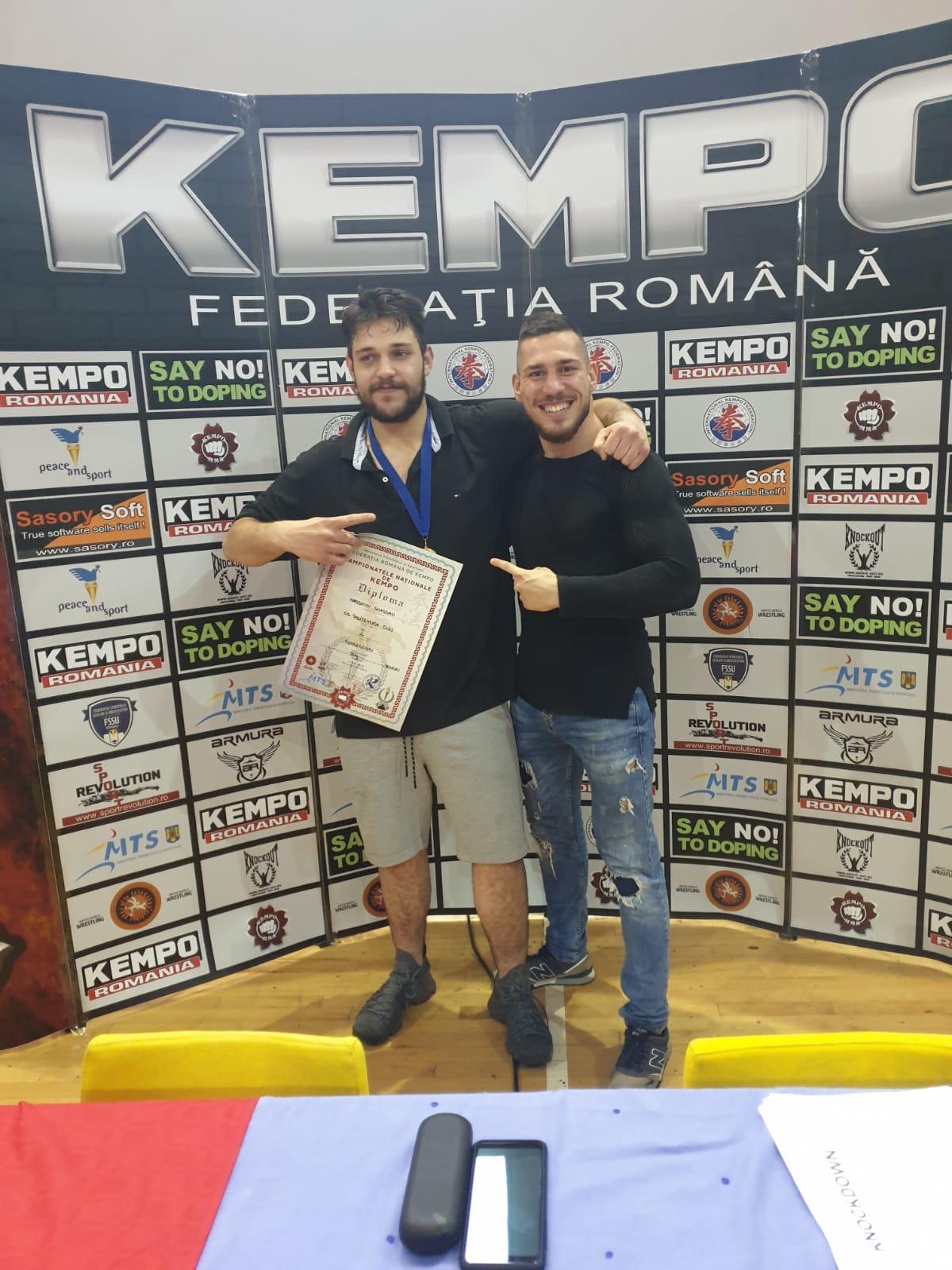 Ghassan Hassoun - MMA Transilvania