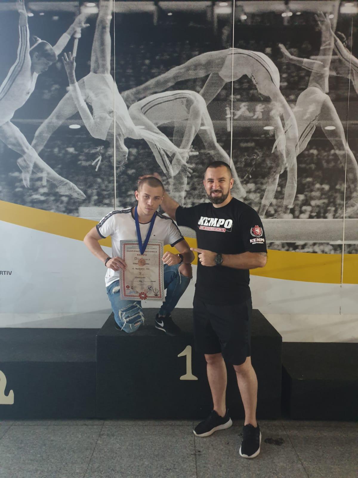 Strygari George - MMA Transilvania