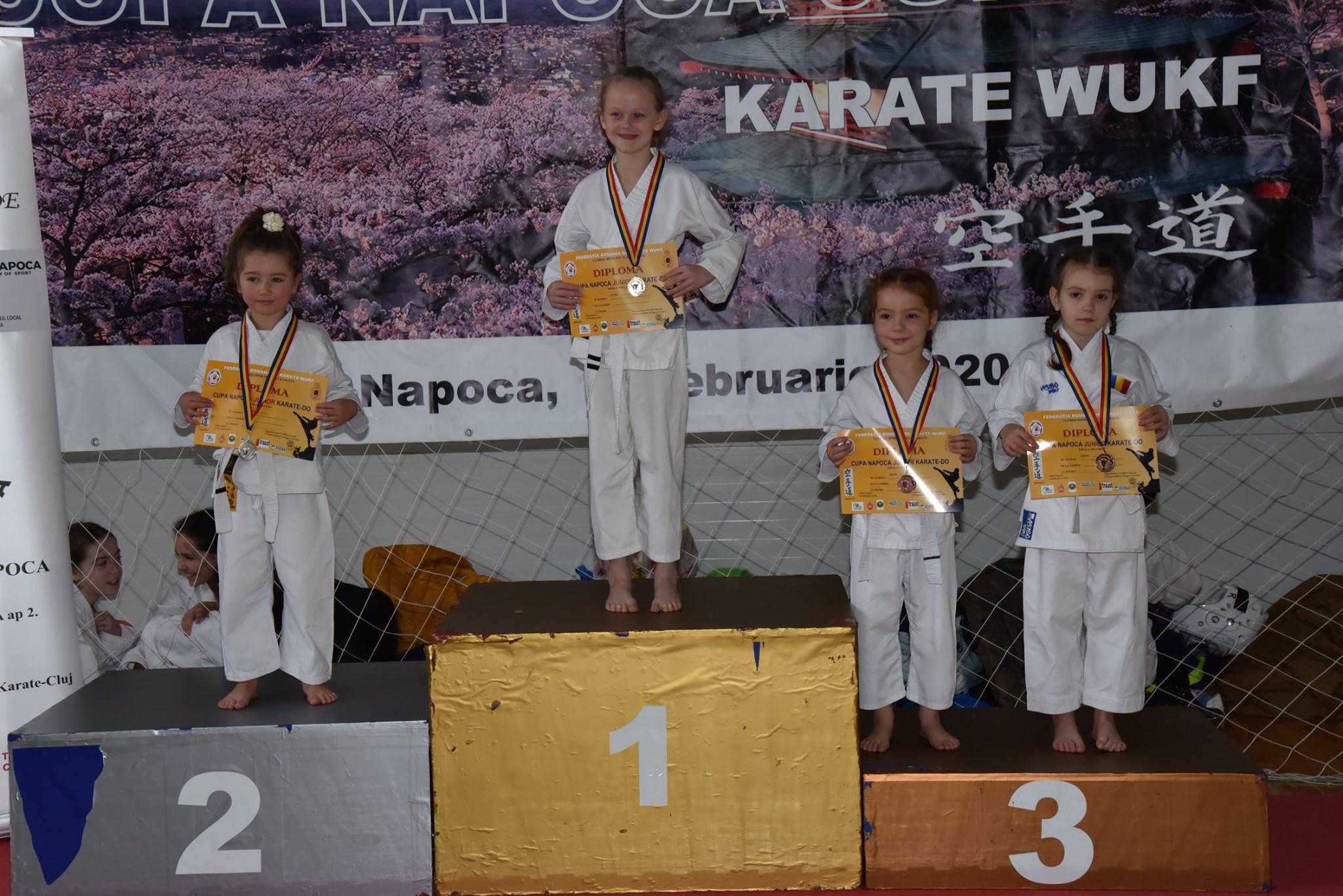 karate wukf 2020 cluj napoca