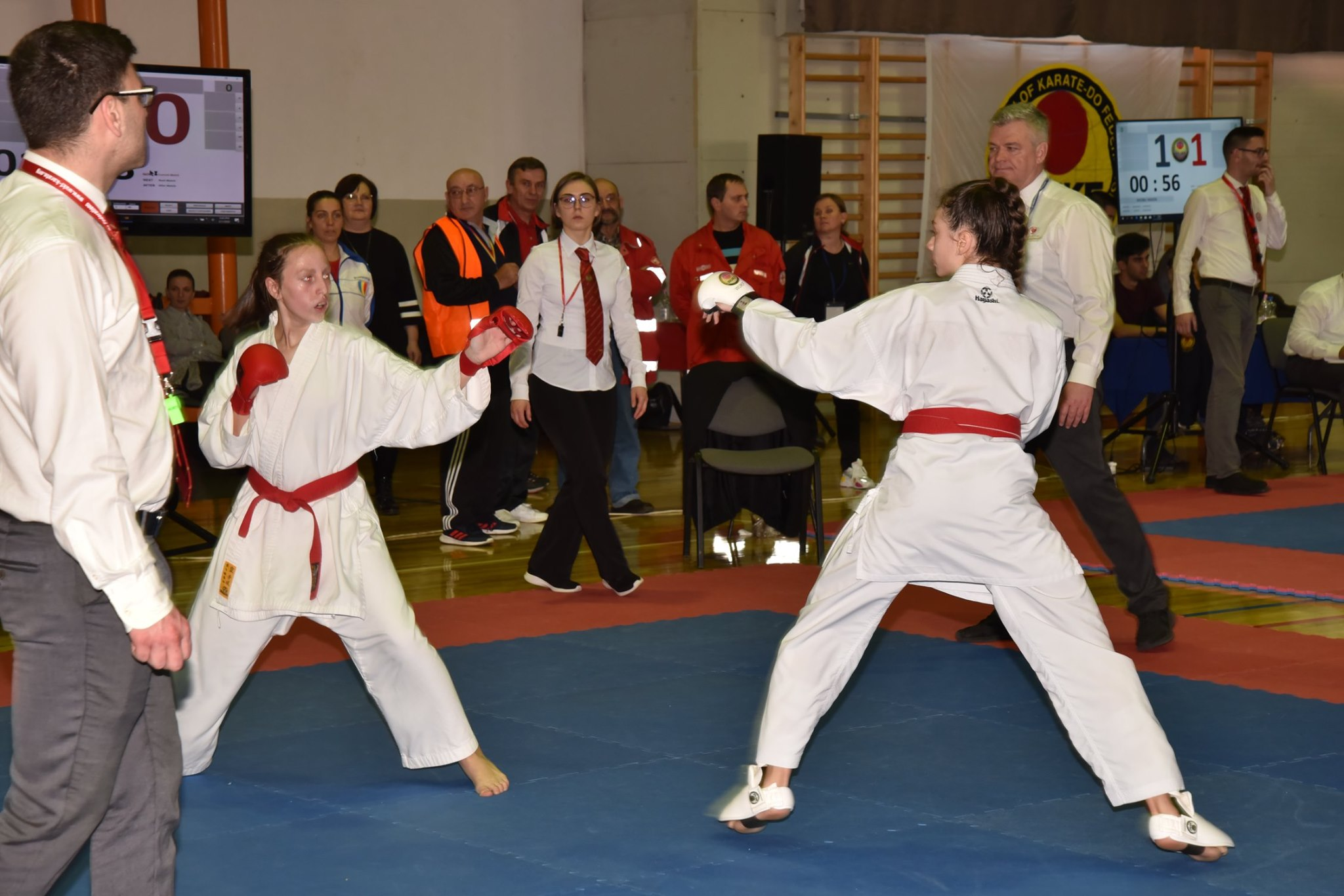 karate - cupa napoca junior cluj 2020