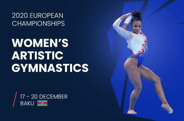 campionatul european de gimnastica artistica