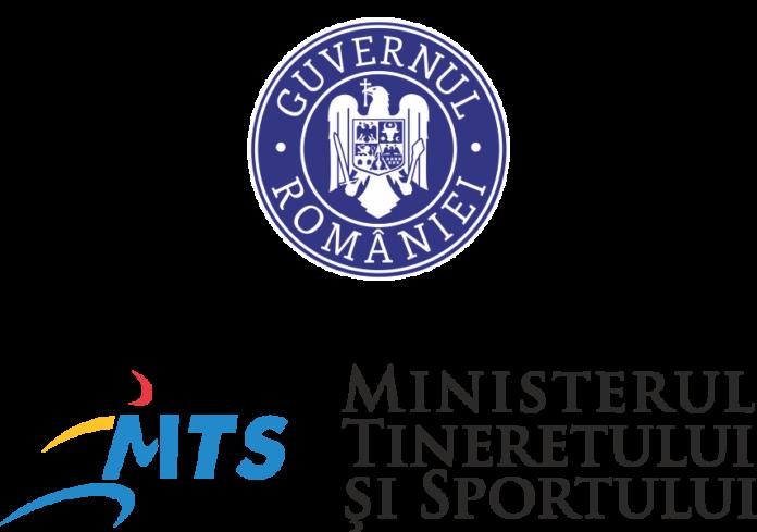 mts ministerul tineretului si sportului logo sigla