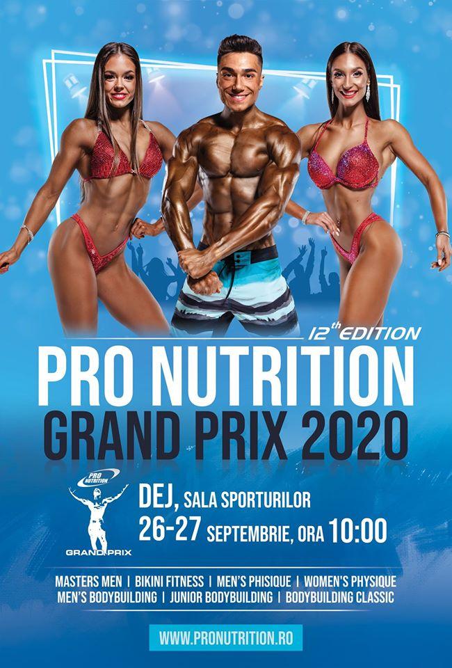 pro nutrition grand prix 2020