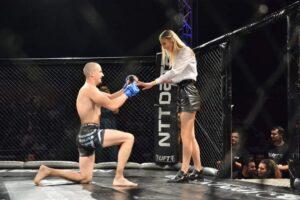Ionut KENZO Ionut - MMA UFT 8