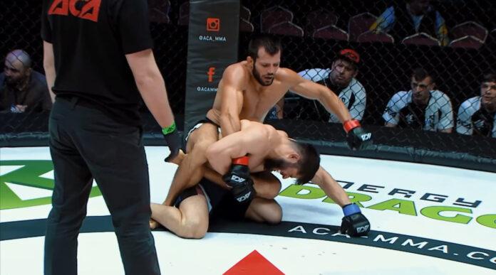 MMA - Aurel Pirtea